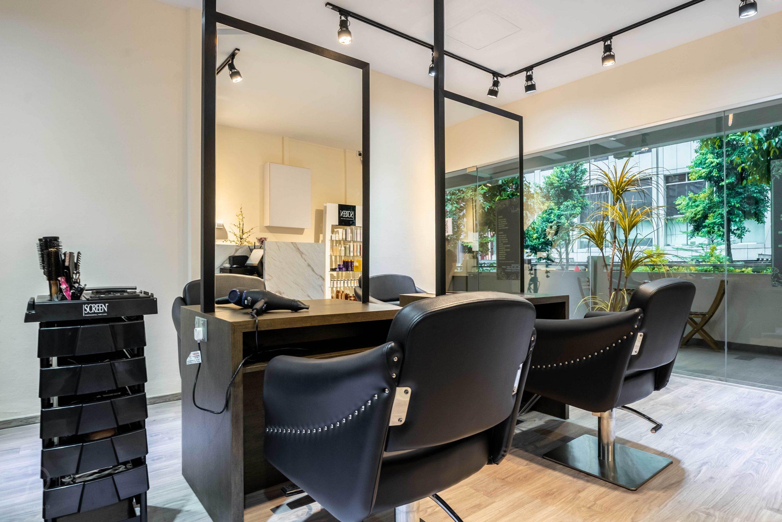 Vanity hair studio11