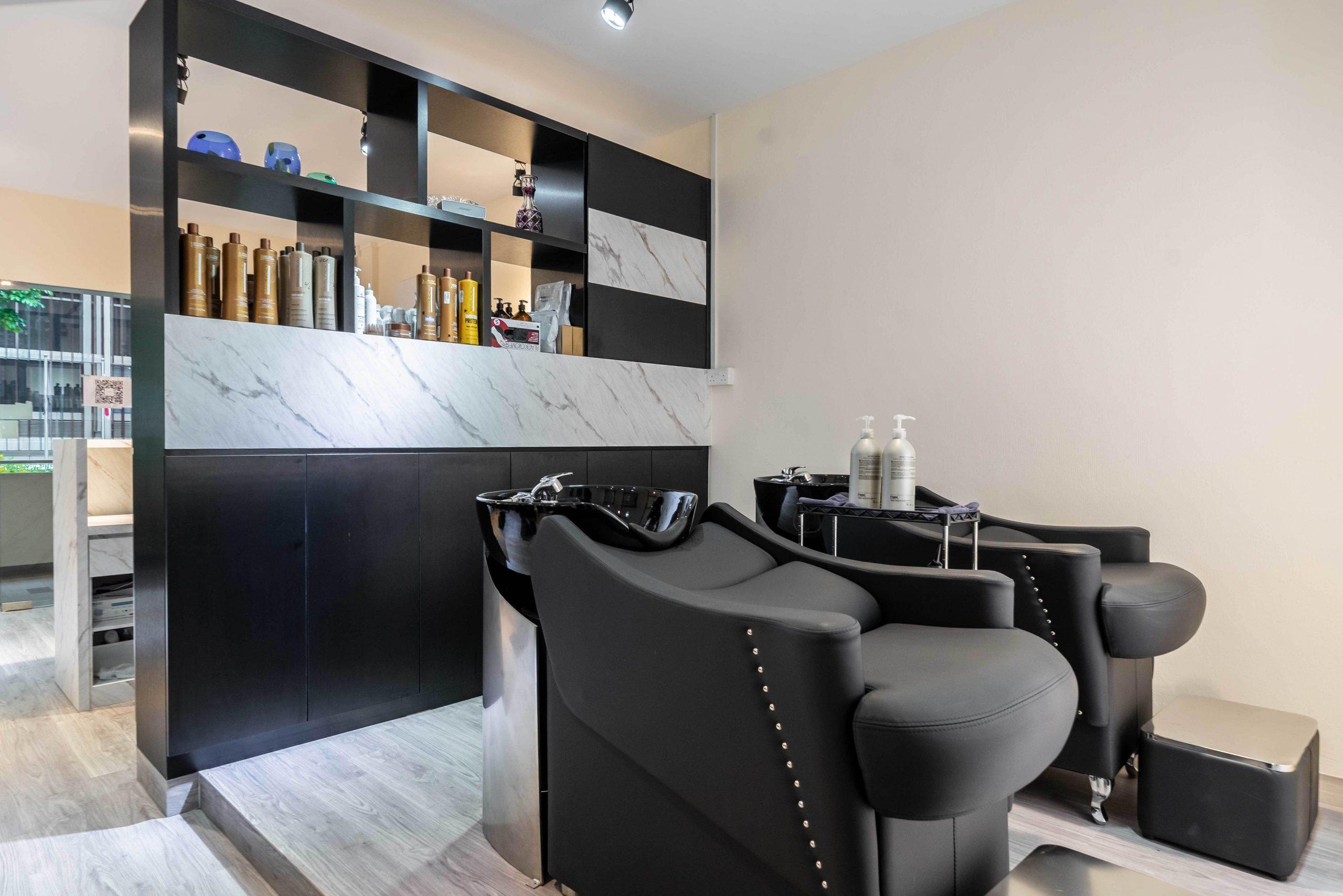 Vanity hair studio6