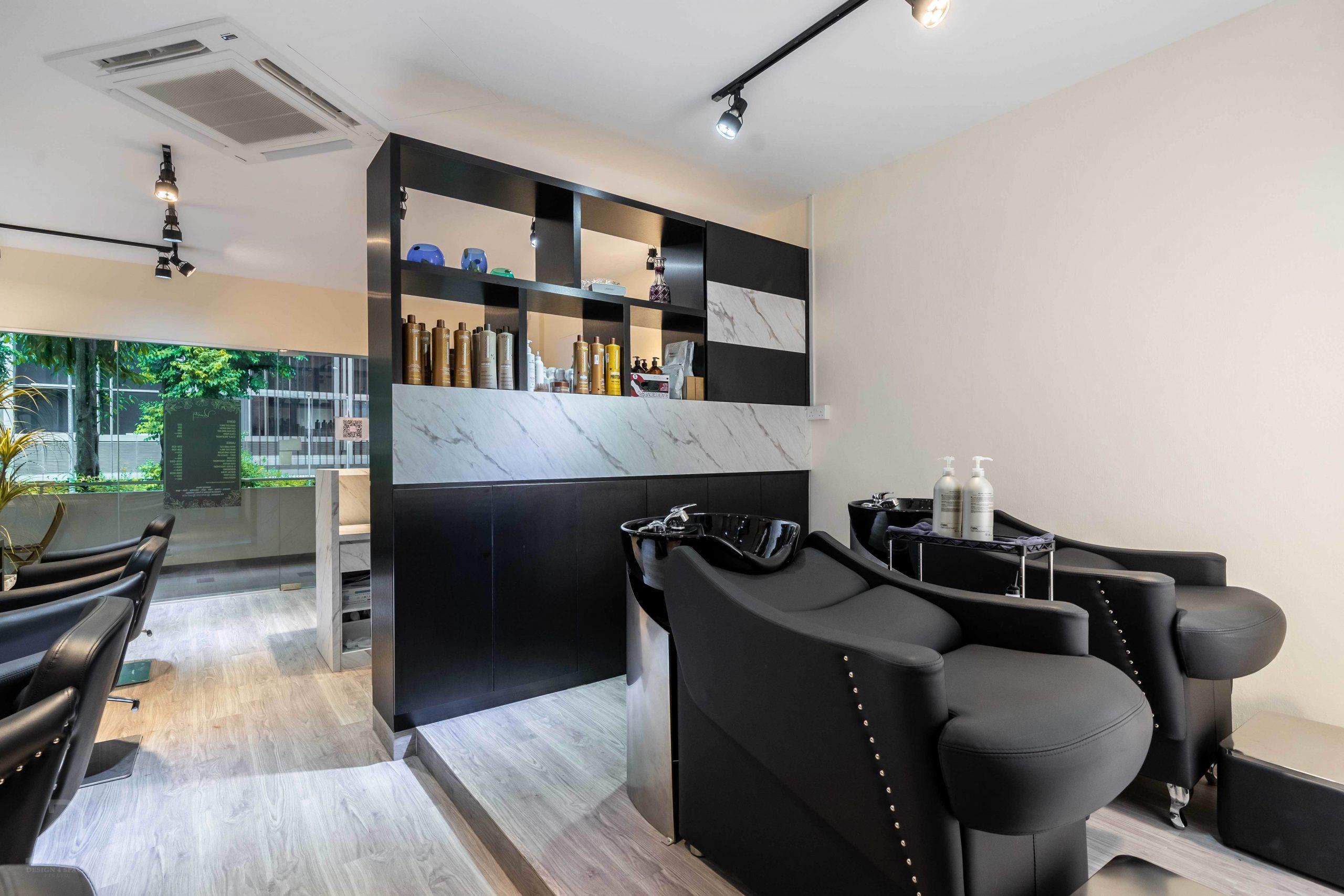 Vanity hair studio7