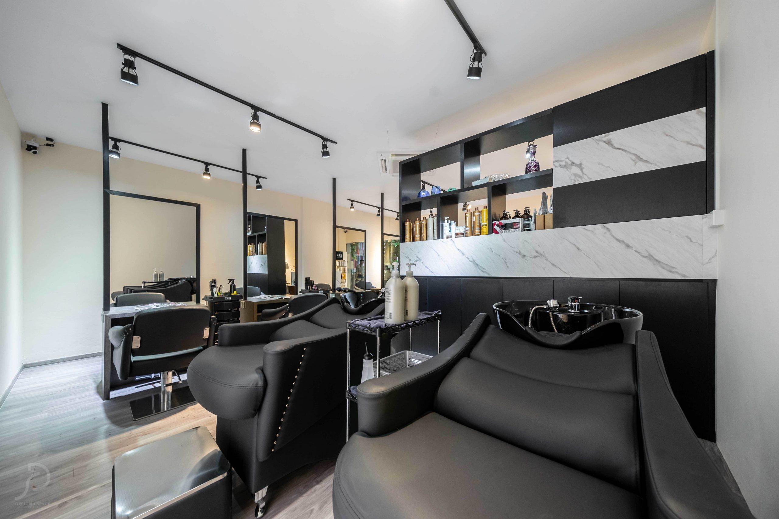 Vanity hair studio8